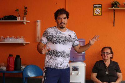 Oficina de Narração Oral e Performance é bem avaliada em Itapira