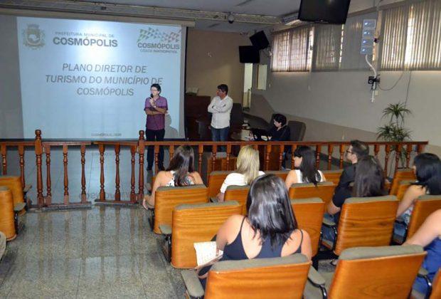 Plano Diretor de Turismo de Cosmópolis é discutido em audiência pública