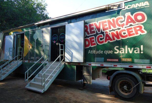 Jaguariúna se prepara para receber carreta do Hospital do Câncer de Barretos