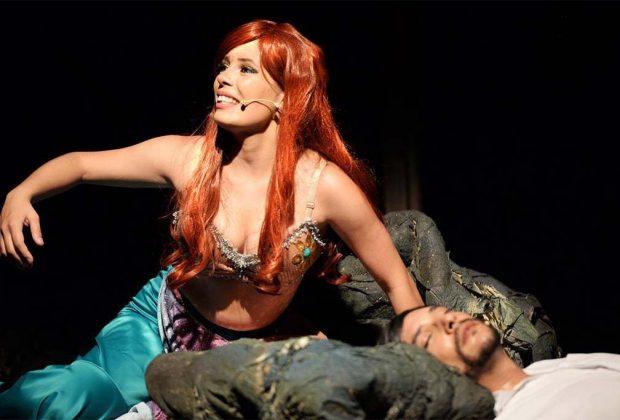 """""""A pequena Sereia"""" é a atração gratuita de domingo, no Teatro Municipal de Jaguariúna"""