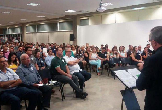 Sicredi União PR/SP reúne 380 associados em Mogi Mirim