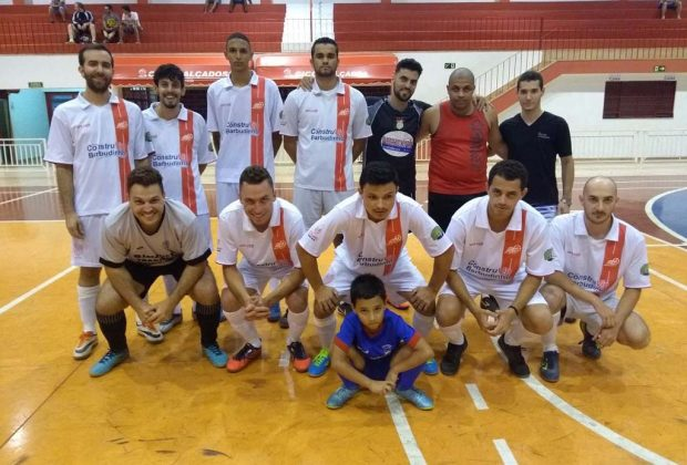 Secretaria de Esportes iniciou a segunda fase do Campeonato de Futebol de Salão Amador de Pedreira