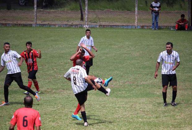 Seletiva do Amadorzão têm início com gols e muito equilíbrio