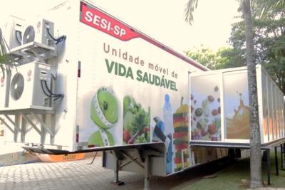 Prefeitura de Engenheiro Coelho e Sesi oferecem curso de alimentação