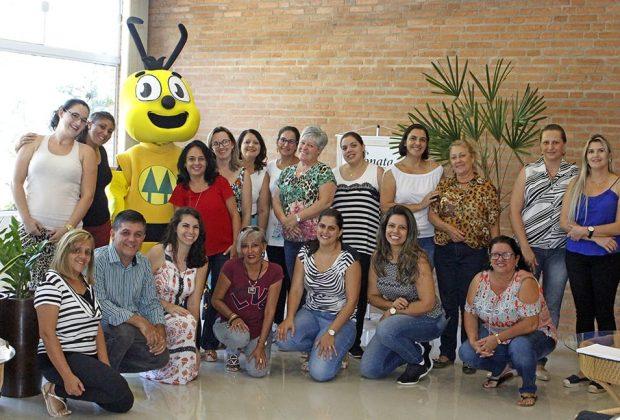 Professores da Rede Municipal participam de capacitação do programa A União Faz a Vida