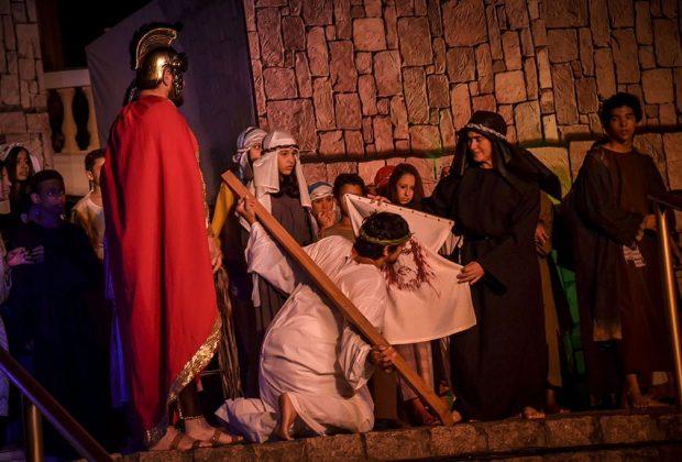 """Prefeitura divulga lista de aprovados nos testes para encenação de """"A Paixão de Cristo"""""""