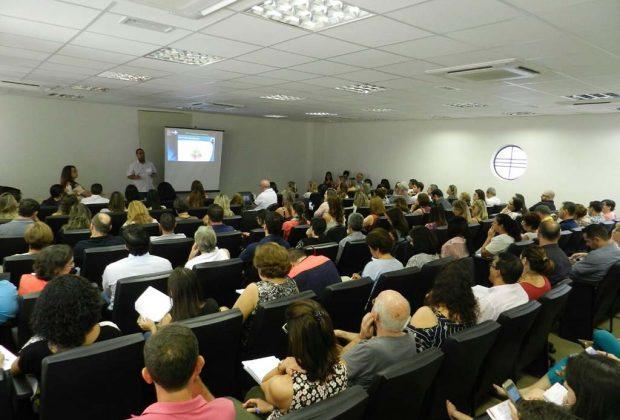 Saúde participa de palestra sobre financiamento e transferência de recursos federais