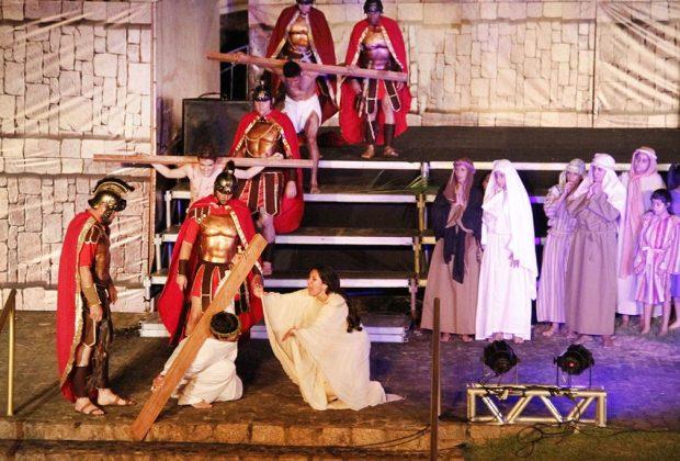 Com novidades, Jaguariúna se prepara para encenação da Paixão de Cristo