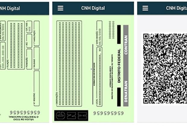 Detran.SP disponibiliza CNH Digital e envio grátis do documento impresso