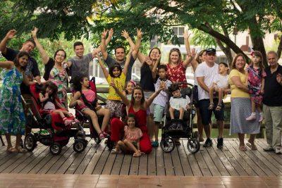 """Projeto """"Meu filho mais que especial"""", valoriza crianças portadoras de necessidades especiais"""