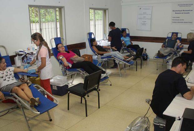 Campanha de doação em Jaguariúna soma 96 bolsas de sangue coletadas no Hospital Municipal