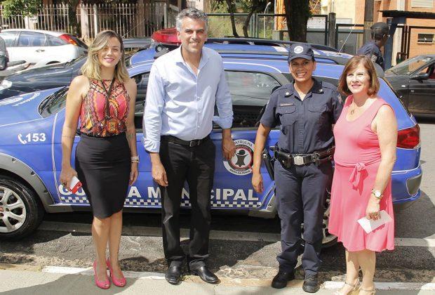 Prefeitura garante viatura especial para patrulha Maria da Penha