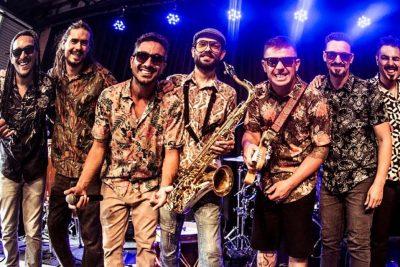Freddy Groovers faz show em Itapira/SP