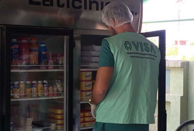 Vigilância Sanitária continua fazendo vistorias
