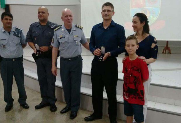 Policiais do 26º Batalhão de Polícia Militar do Interior são homenageados
