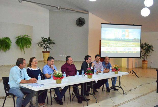 Vereadores acompanham audiência pública do saneamento rural