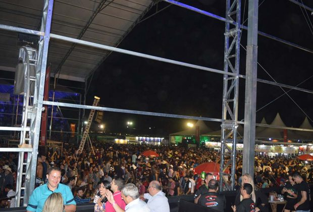 Confira as fotos da Expoguaçu 2018