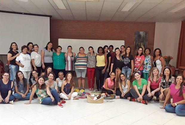 Educadores participam de capacitação com Aliança pela Infância