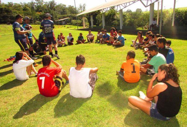 UniFAJ e Prefeitura de Jaguariúna promovem projeto social Escola de Esporte