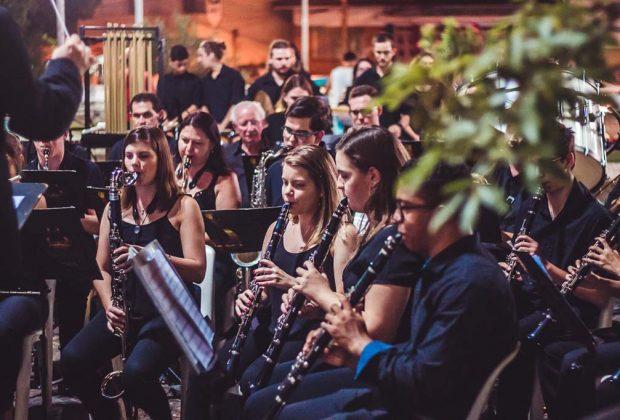 Concerto Especial vai celebrar aniversário de 109 anos da Banda Lira