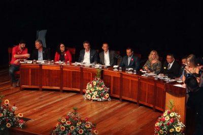 Paulo Skaf recebe Título de Cidadão Jaguariunense