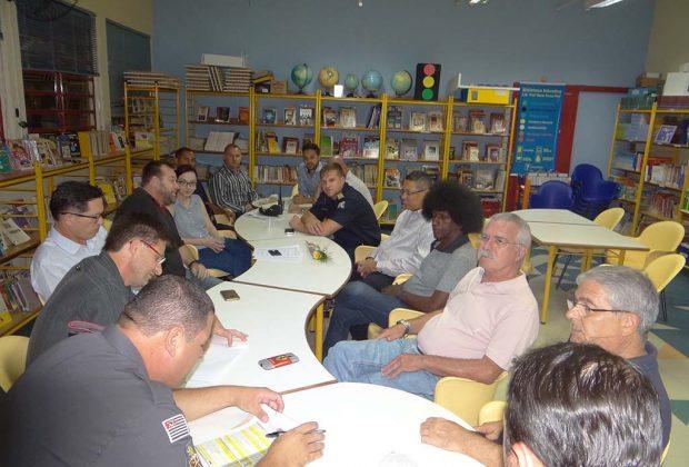 Reunião do CONSEG tem participação do Executivo e Legislativo