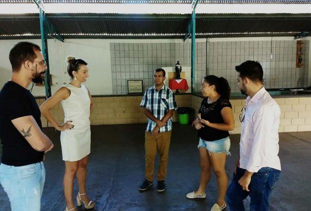 Roseira de Cima terá unidade da Escola das Artes