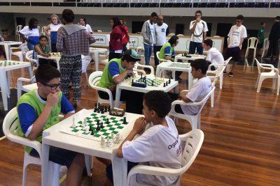 Mogi Guaçu é tetracampeão na fase regional dos Jogos da Juventude de Xadrez