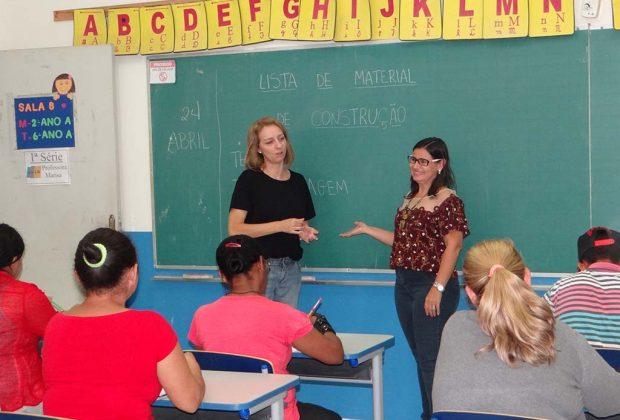"""""""Projeto Vida"""" no CEJA, transforma as pessoas na vida real"""