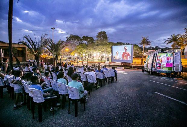 Holambra vai receber cinema itinerante movido a energia solar
