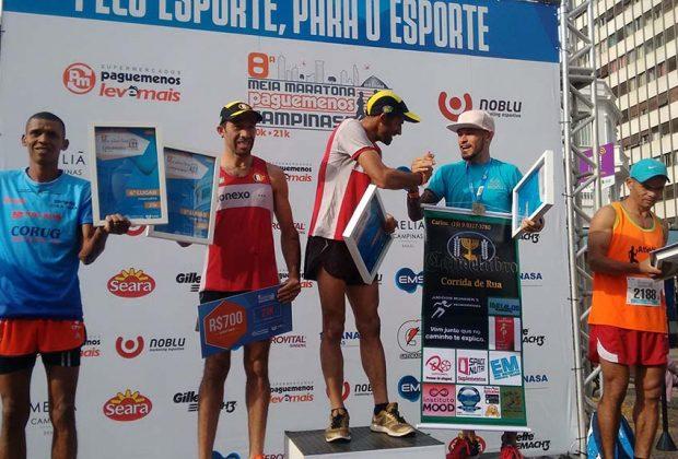 Mogi Guaçu participa da Meia Maratona de Campinas
