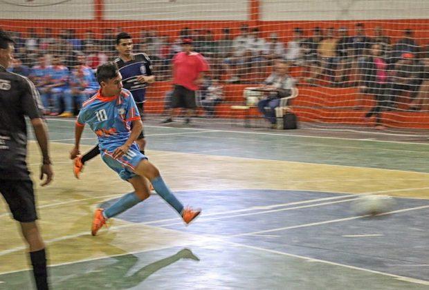 CampeonatodeFutsalamadorchegana2ªrodada