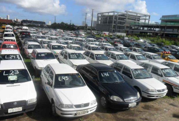 Detran.SP leiloa 236 veículos em Araras