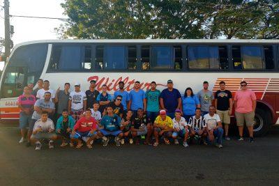 Mogi Guaçu inicia a participação nos Jogos Regionais