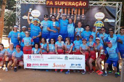 Mogi Guaçu fica com o título de etapa da Copa Superação de Corrida de Rua