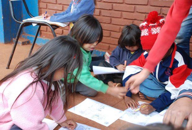 """Estudantes da """"Franco Montoro"""" concluem missão humanitária no MS"""
