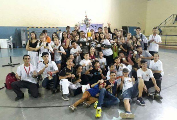 Equipe de Taekwondo participou de etapa do Paulista