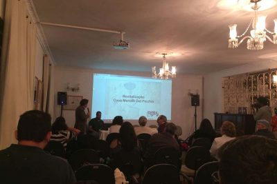 Itapira participa do III Encontro de Museus-Casas Literários