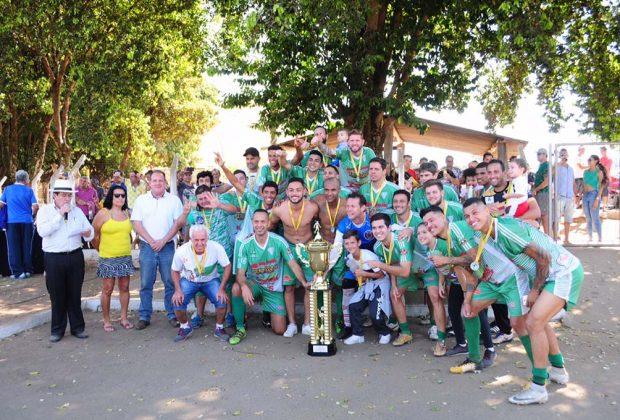 Itaqui é campeão da Primeira Divisão