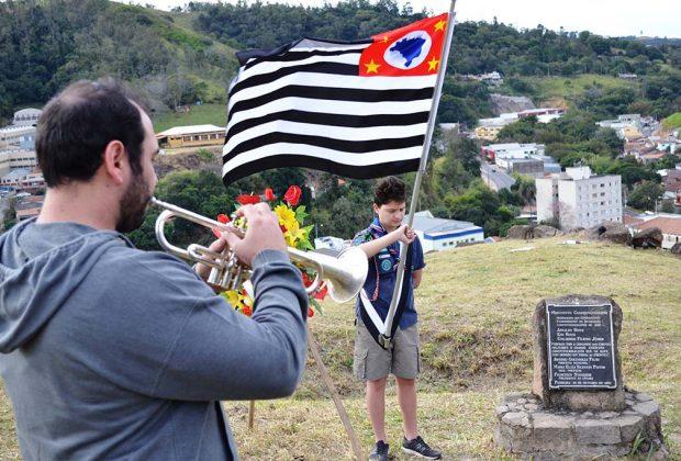 Soldados Constitucionalistas de Pedreira serão homenageados nesta segunda-feira, 9 de julho