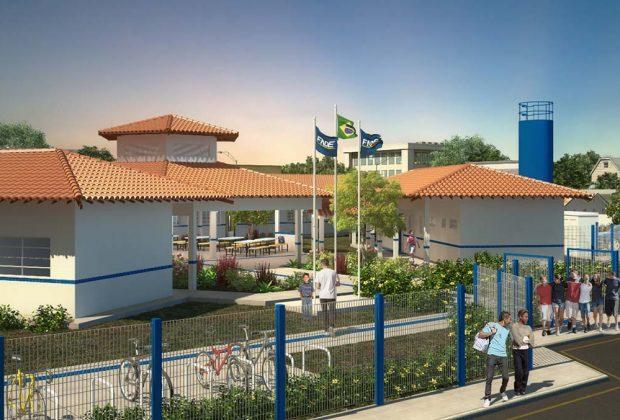 Prefeitura abre chamamento público para empresas construírem escola e creches