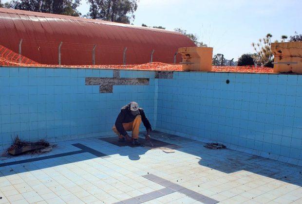 Prefeitura inicia reforma do Complexo Aquático Municipal