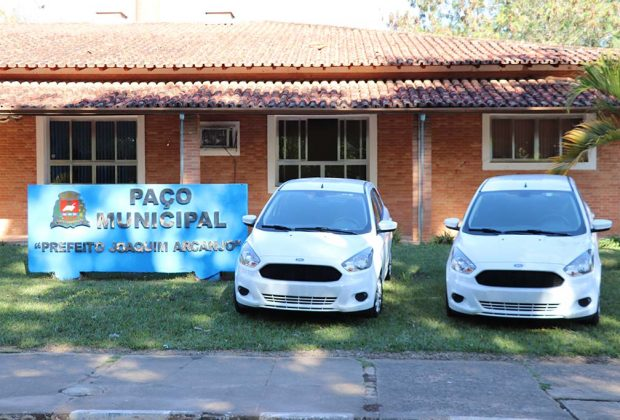 Prefeitura recebe novos veículos para Saúde