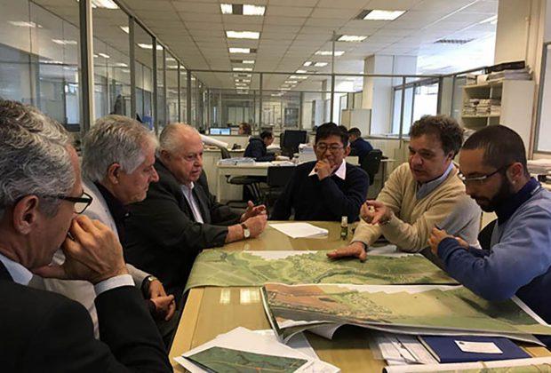 Município discute projeto de melhorias em rodovia