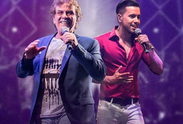 Presente na primeira edição do Jaguariúna Rodeo Festival, dupla Matogrosso e Mathias comanda festa de lançamento do 30º ano do evento