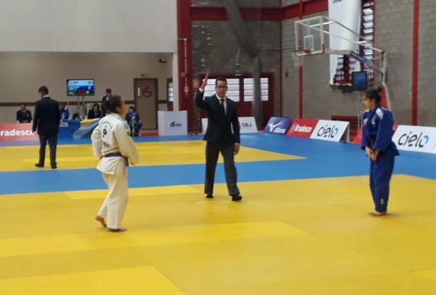 Artur Nogueira participa de competição nacional de judô