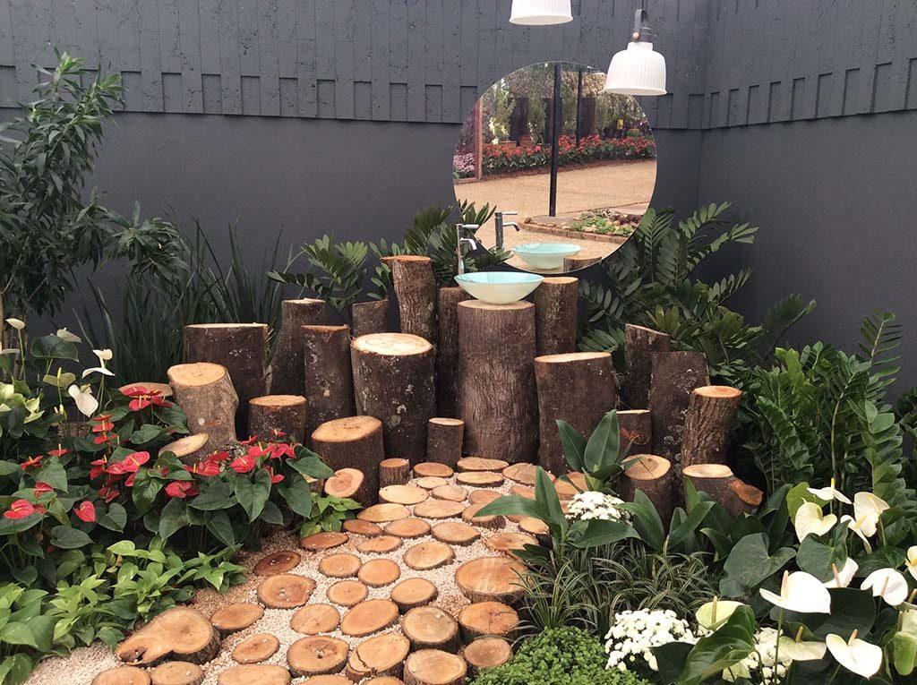 0a67576a9 Nos 19 ambientes criados por paisagistas, arquitetos, decoradores e  designers de interiores, há sugestão para o uso de plantas e flores nos  mais diferentes ...