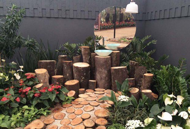 Mostra de paisagismo e decoração traz ideias inovadoras calcadas na sustentabilidade