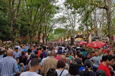 Cartão Cidadão garante mais de 4 mil acessos gratuitos à Expoflora