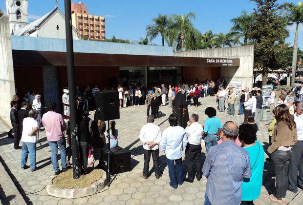 """Casa da Memória apresenta a 11ª Exposição Fotográfica """"História e Memória Arquitetônica do Velho Jaguary"""""""
